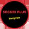 Logo Sécuri Plus, entreprise de sécurité en Aveyron