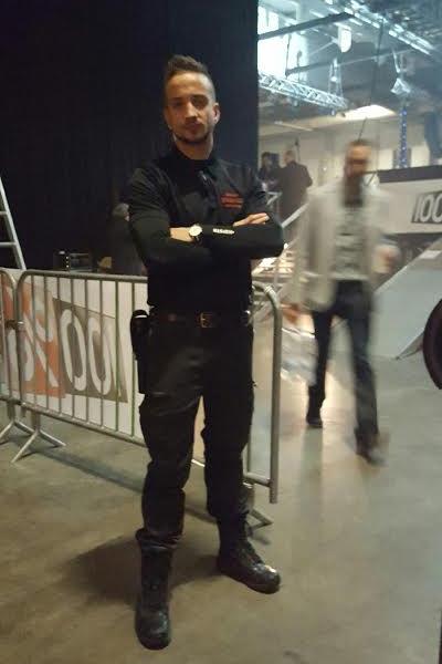 agent de sécurité évènementiel à 100% live