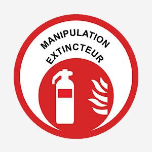 formation Manipulation extincteur